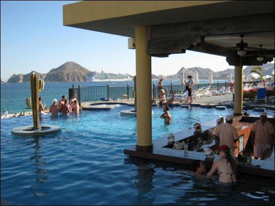 Riu santa fe pictures reviews for Affordable pools ri